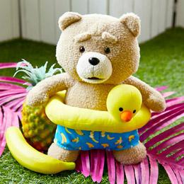테드에게 찾아온 여름 휴가