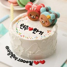 세상에 단 하나뿐인 케이크 선물!