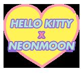HELLO KITTY ✕ NEONMO